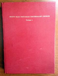 White Bear Unitarian Universalist Church Membership Book