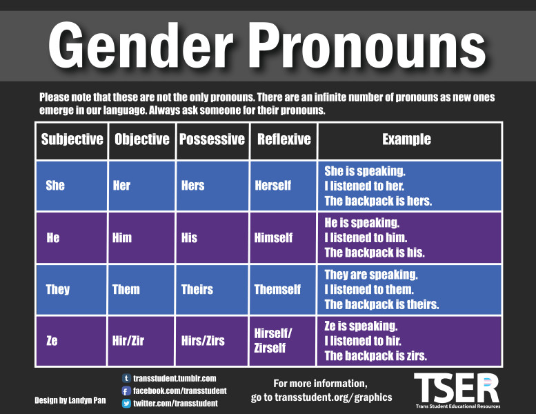 Remake Pronouns 101