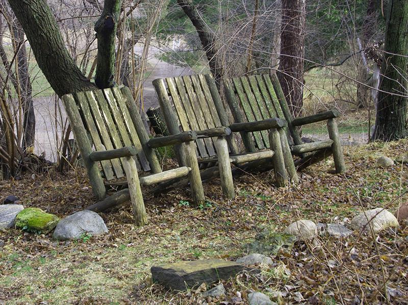 Chairs by Karen Dahl